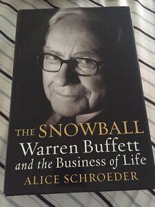 Warren buffet snowball