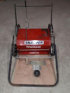 Snapper Commercial Power Rake