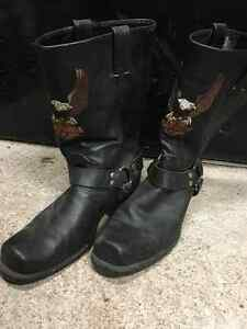 Harley Davidson motorcycle boots - men's size 12