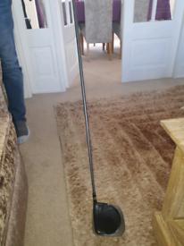 Left handed Golf driver