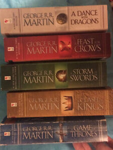 Game of Thrones Box Set (Books)