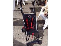 Buggy lightweight pushchair stroller