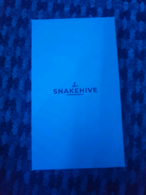 SnakeHive phone case