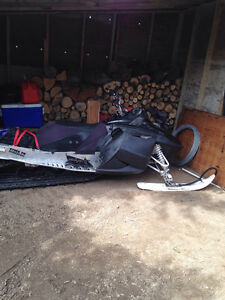 05 Skidoo Summit 800