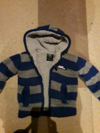 No fear boys 3-4 years hoodie/ jacket