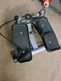 Gone, pending collection- Step exercise machine