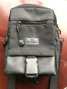 NEW Cropp travel / passport utility bag with multiple pockets