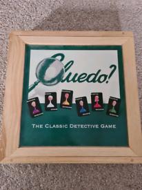 Cluedo Wooden Game