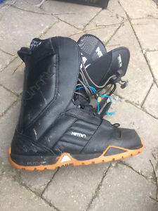 Nitro Reverb TLS Snowboard Boots Size 10 US NEED GONE ASAP