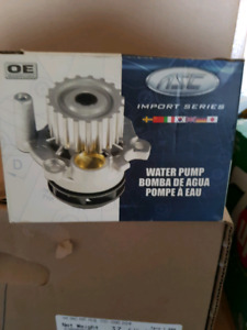 Toyota yaris water pump