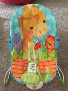 Infant bouncy chair Cambridge Kitchener Area image 1