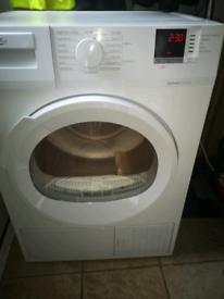 beko Freestanding heat pump 7kg tumble dryer
