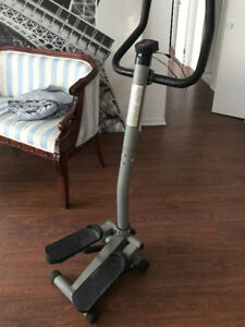 Tempo Fitness Stepper with Handles Stepmaster Stairmaster
