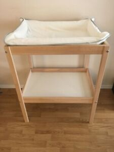 IKEA change table (includes cushion & cover)
