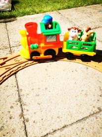 Train with animals