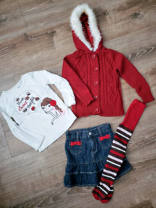 Gymboree outfit size 4 girl