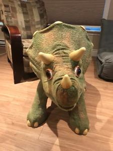 Dinosaur - ride-on