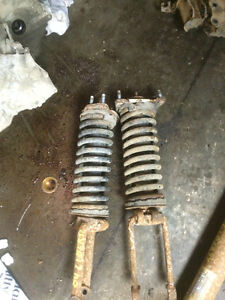 Jeep Liberty Front Struts - 2004