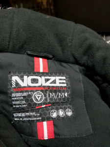 Winter jacket noize