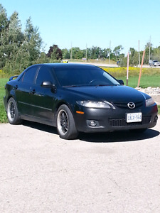 $1000..Need Gone Today...2006 Mazda 6 5 speed