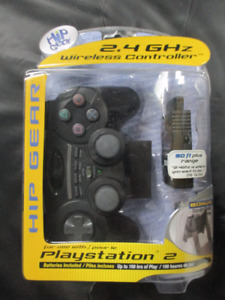 Sony PLAYSTATION 2 Wireless Controller 2.4 GHz **REDUCED**