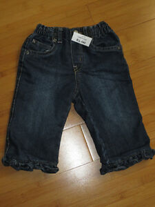 Girls Pants - Size 9 Mths London Ontario image 1