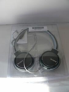 Sony ZX660AP Headphones New