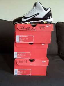 Souliers/Cleats Nike **NEUF** pour 50$