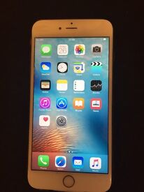 iPhone 6S Plus 64GB Rose Gold Unlocked