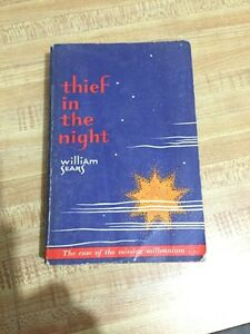 Thief in the Night - William Sears