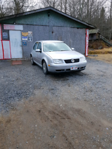 2004 Volkswagen golf parting out