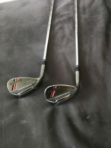 TaylorMade Rare Japan ATV wedges