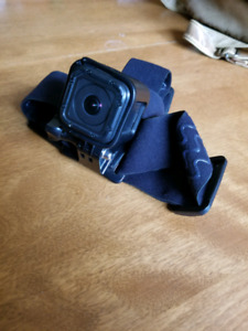 Gopro HERO 4 Session With Head Strap