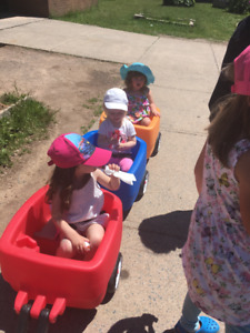 Childcare available in Spryfield