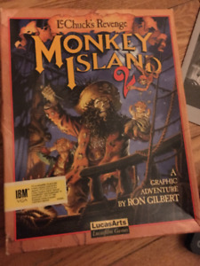 looking to trade Monkey Island 2