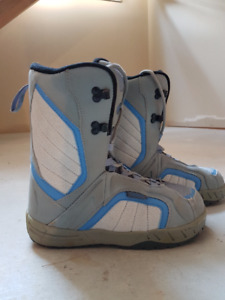 Lamar Justice Snowboard Boots Size 8 Women's