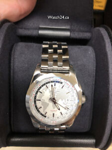 Brand New Breitling Galactic Unitime GMT  B&P 2018