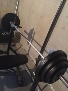 Industrial Professional Weight Set + Benches