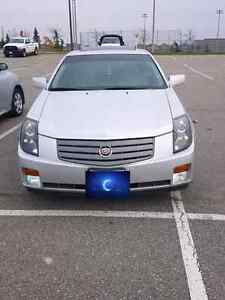 Cadillac cts only 160Km  Drives Good