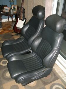 1994  Leather seats from a Trans-Am. FULL SET!