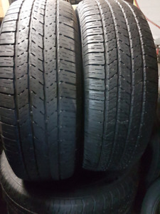 235/65R18 GOODYEAR, 4 SUMMER TIRE FOR SELL