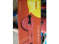 Suction lifting handle