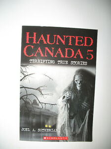 Haunted Canada Book