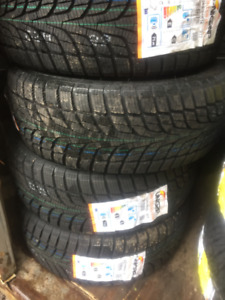 BRAND NEW WINTER TIRES 205/55/R16 INCLUDES INSTALLATION