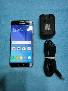 Mint Samsung S6 Bell with charger $275 Firm Mint condition
