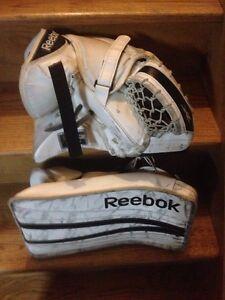 Reebok P4 18k goalie gloves