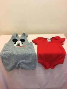 Mickey Mouse Jumper Set
