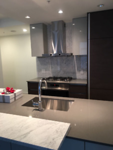 $2700 / 2br - 976ft2 - Metrotown Station Square Brand New Unit (