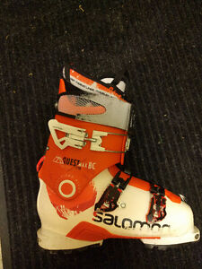 Salomon QuestMax BC 120 touring boots 27.5