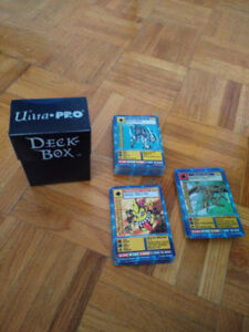 Digimon Card Game 30+ Cards